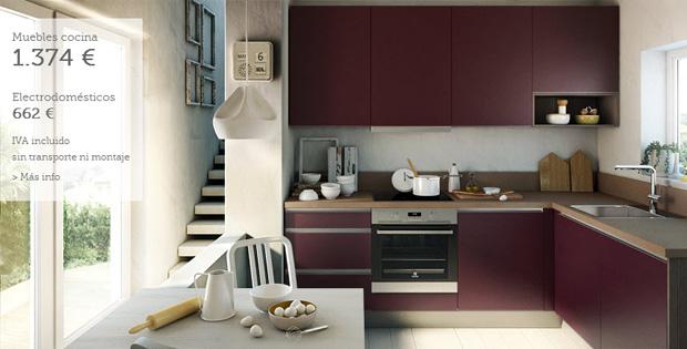 Muebles de cocina en Terrassa