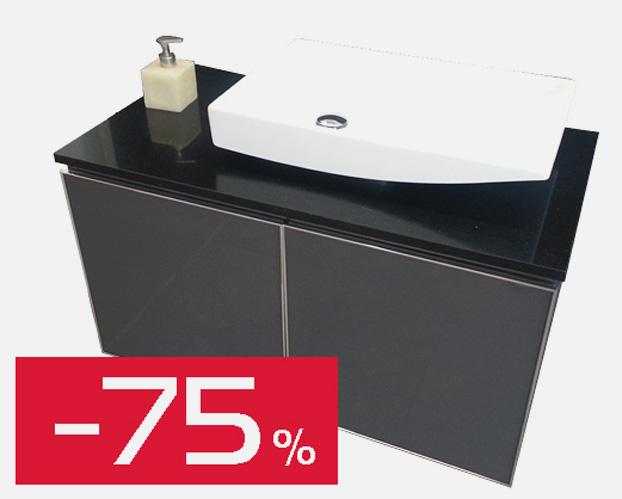 Muebles Baño Liquidacion Por Cierre : Liquidaci?n de conjunto ba?o cm onix en stock para