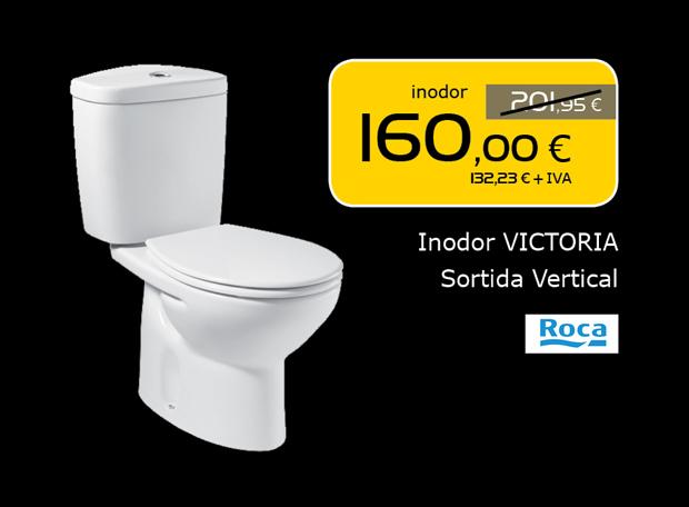 Inodoro VICTORIA de ROCA en Terrassa