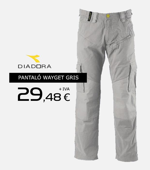 Ropa laboral Diadora en oferta. Promoción válida hasta el 31 de Noviembre de 2014.
