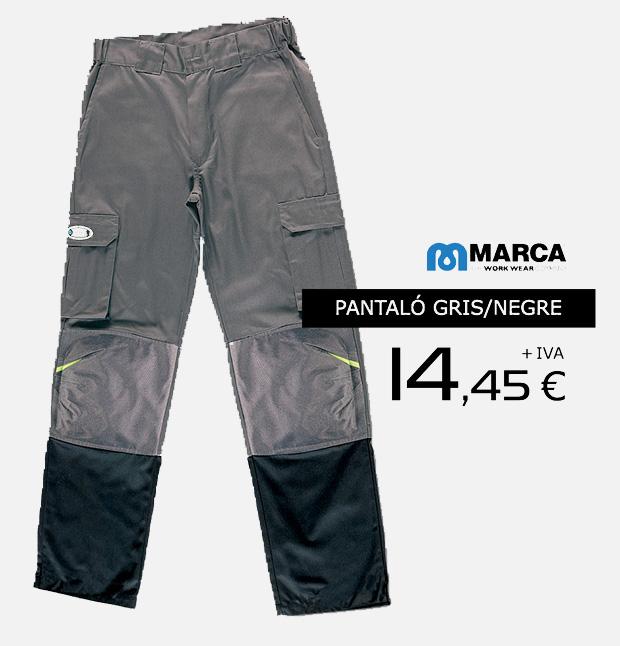 Ropa laboral Marca en oferta. Promoción válida hasta el 31 de Noviembre de 2014.