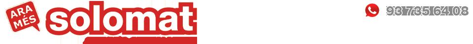 SOLOMAT - cocinas, baños, cerámica, parquet, ferreteria, construcción, jardinería - El gran centro de la construcción y la reforma en Terrassa, al servicio del particular y el profesional
