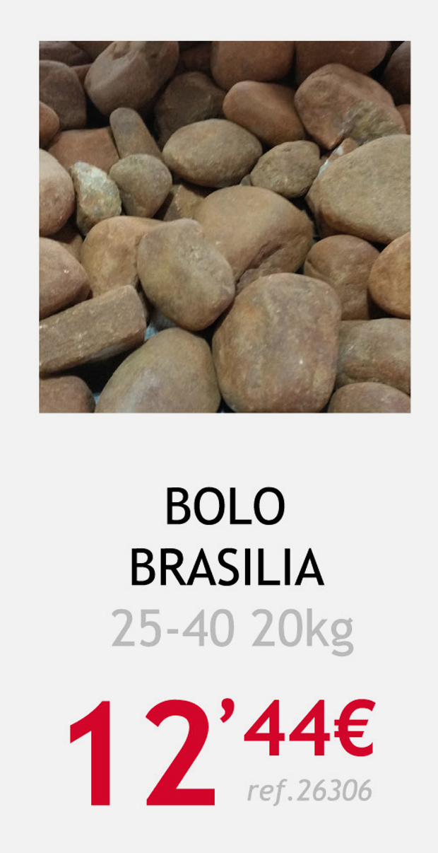 áridos terrassa bolo brasilia