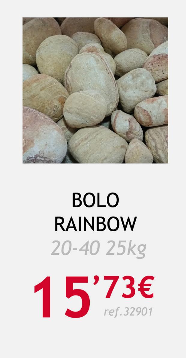 aridos terrassa bolo rainbow
