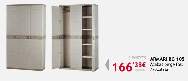 ordenacion terrassa armario bg 105