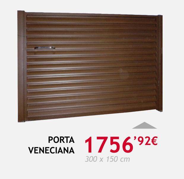 puerta terrassa veneciana