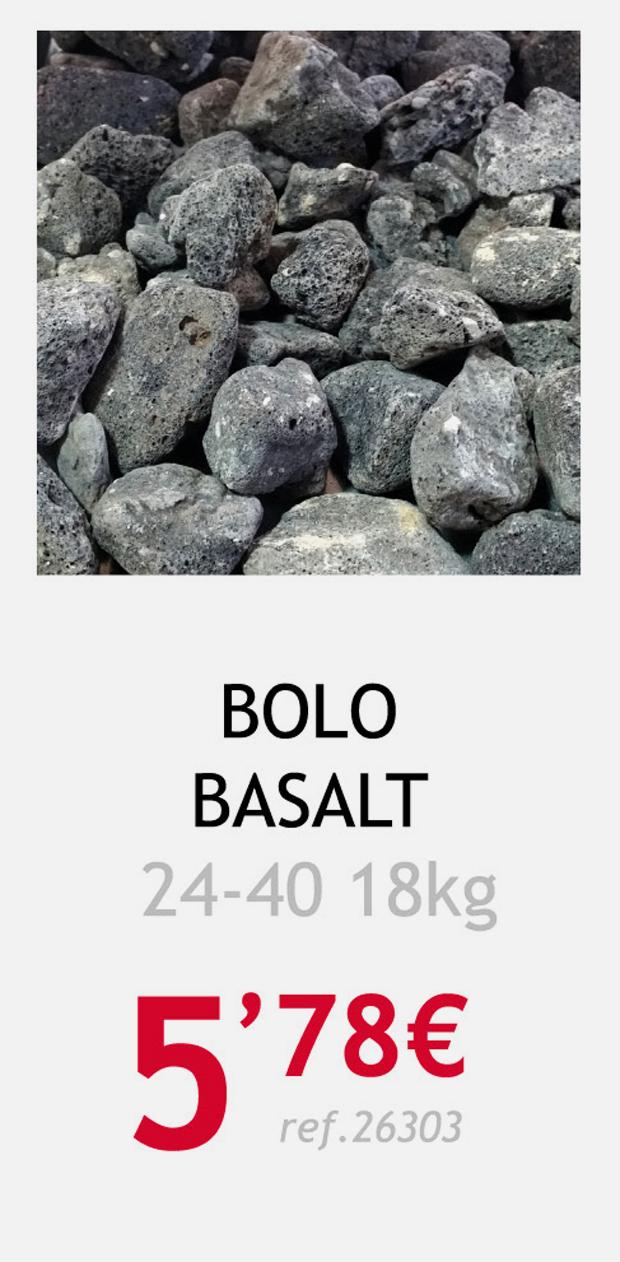 terrassa aridos bolo basalt