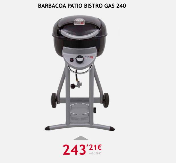 terrassa barbacoa bistro gas