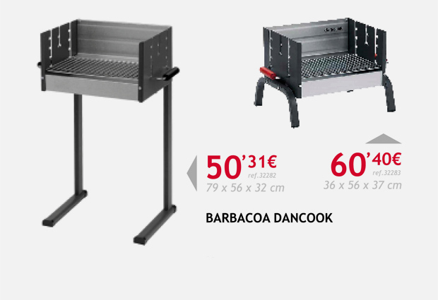 terrassa barbacoa dancook