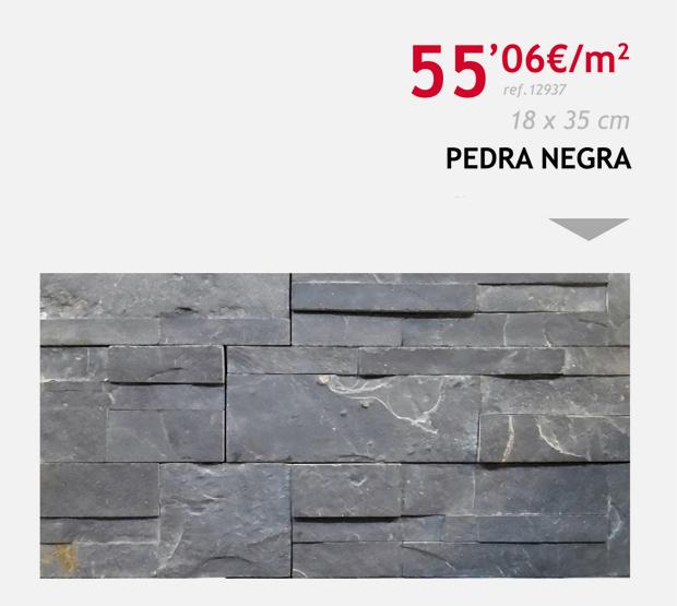 terrassa ceramica piedra negra