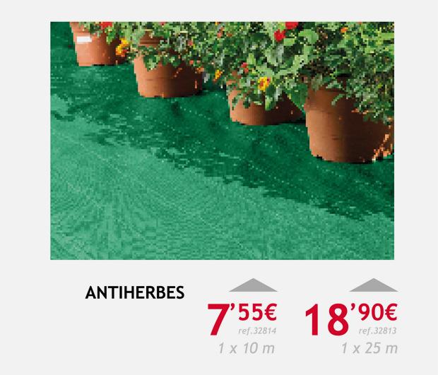 terrassa jardineria rollo antihierbas