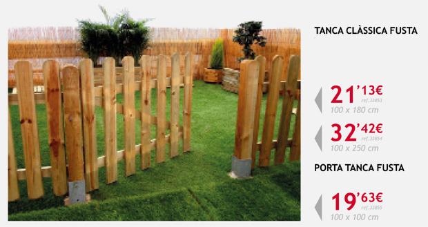 valla puerta terrassa madera