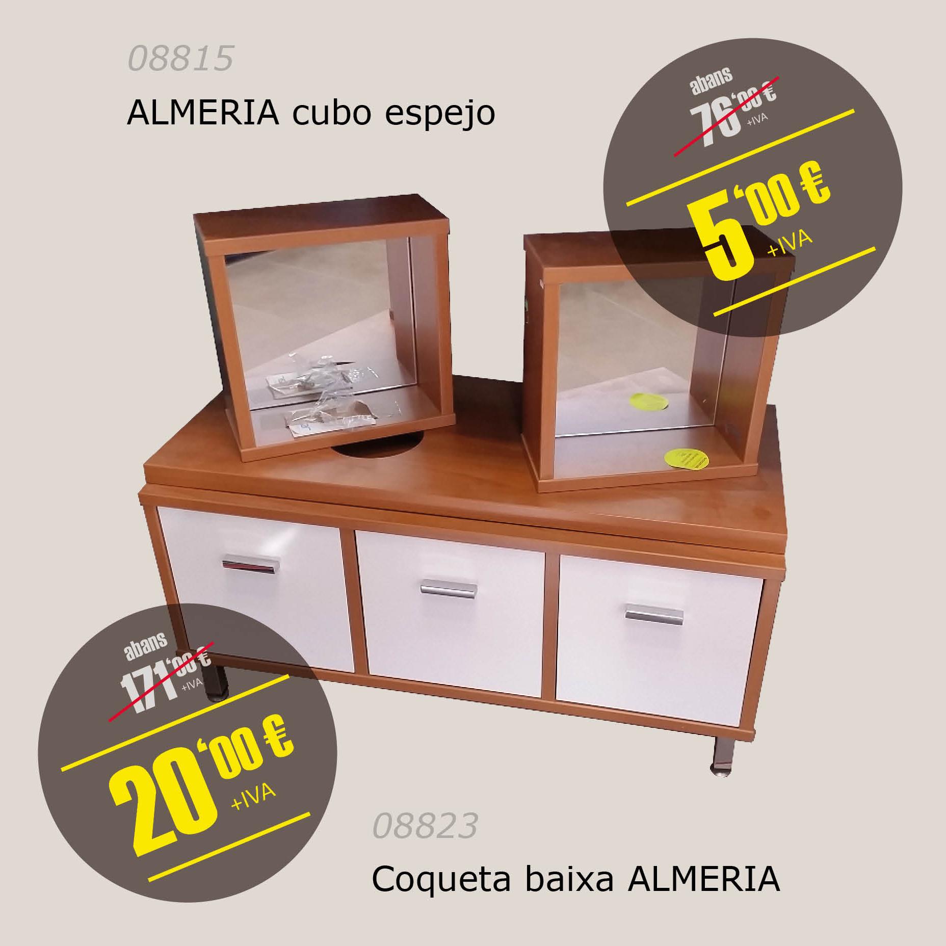 Muebles de ba o solomat cocinas ba os cer mica for Muebles liquidacion total