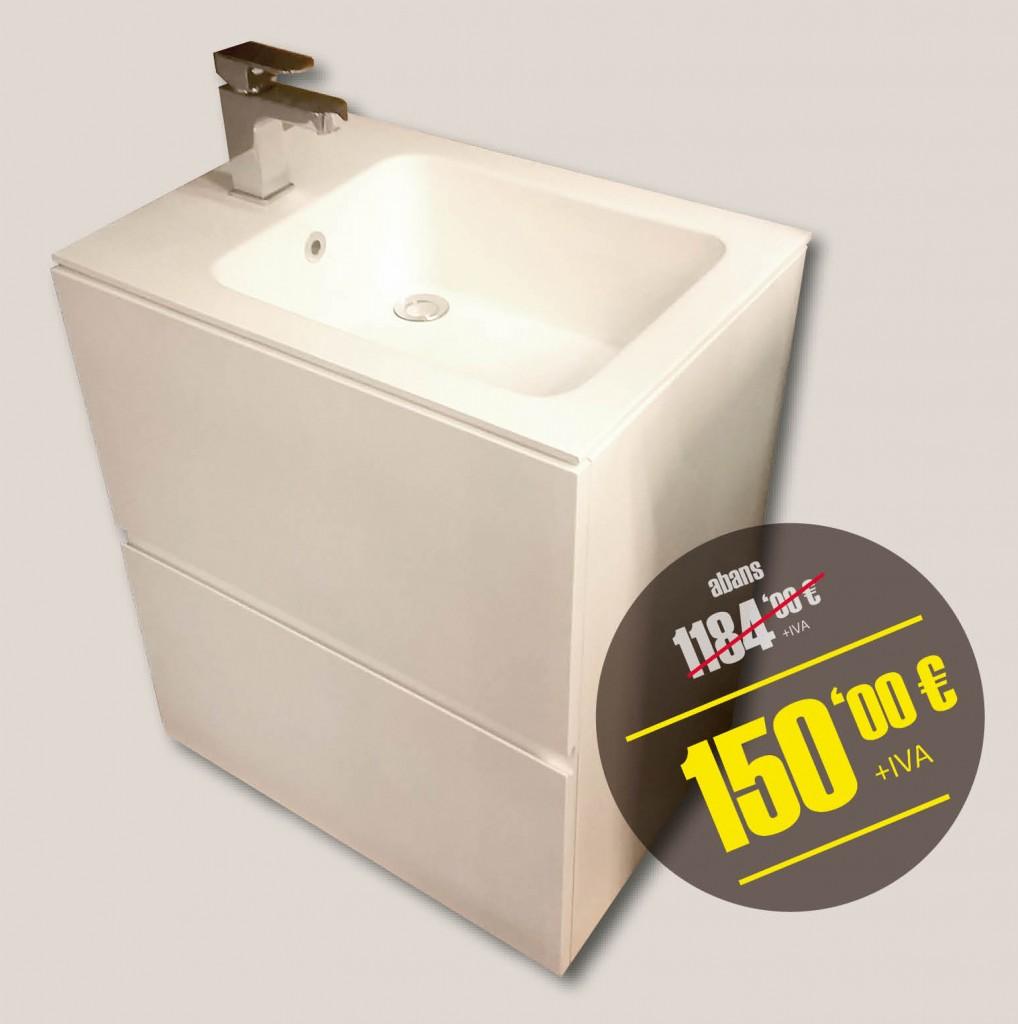 Liquidación de muebles y conjuntos de baño en Terrassa