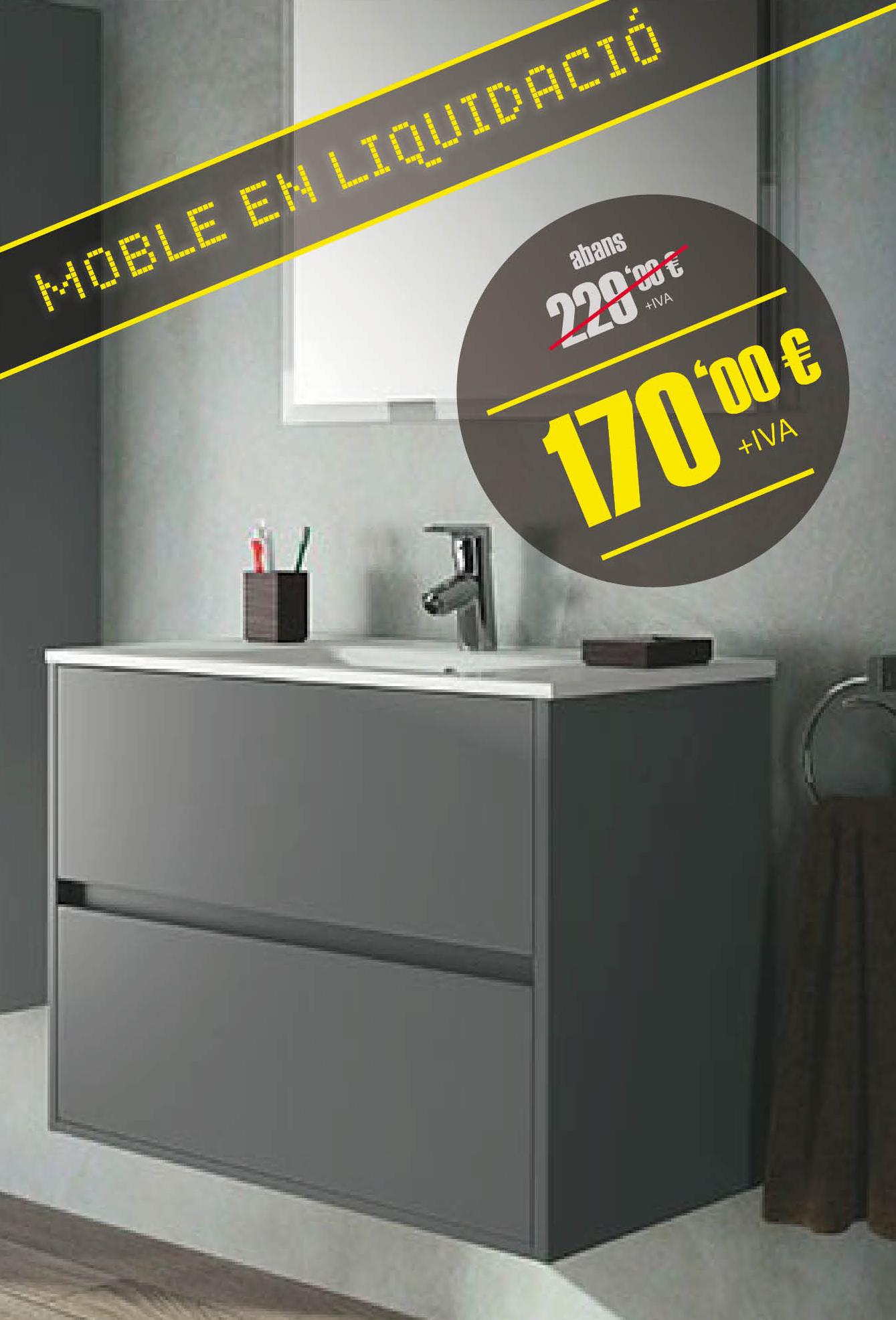 Muebles lavabo terrassa 20170824164741 for Muebles de bano murcia