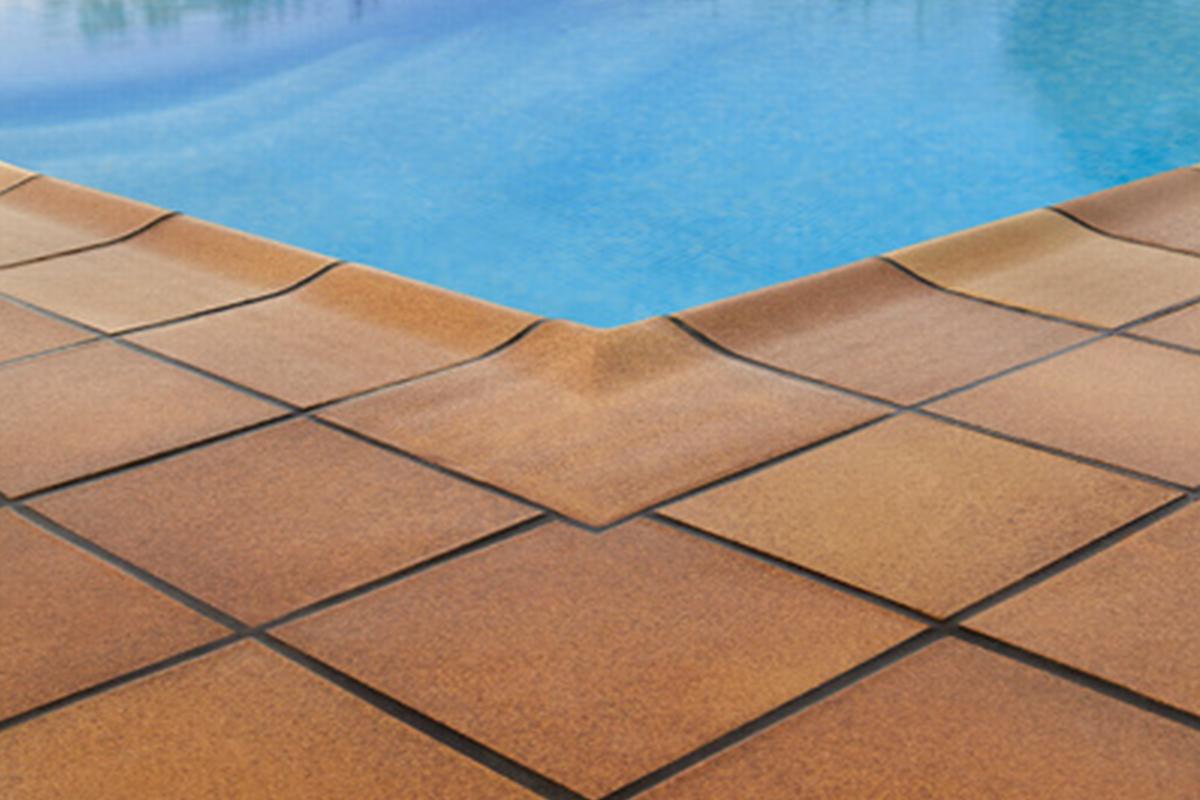 Gres para piscinas excellent la serie completa de for Gres para piscinas