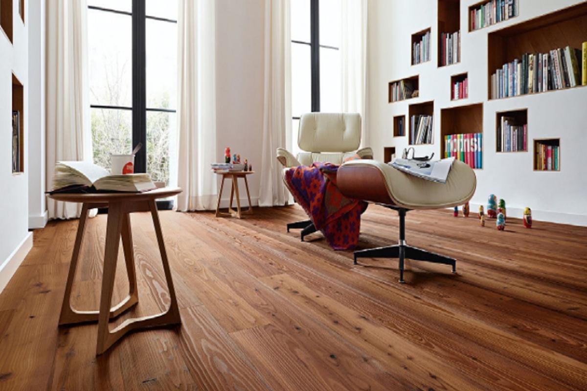 Parquet de madera natural solomat cocinas ba os for Parquet madera natural