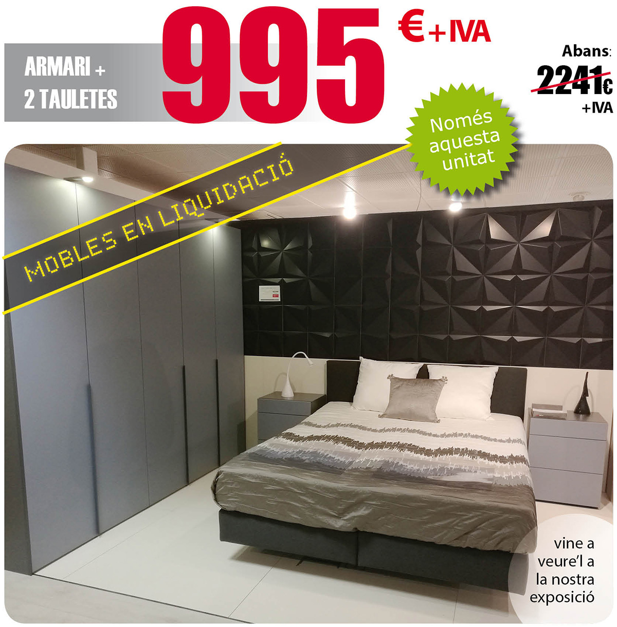 Liquidaci N De Muebles Solomat Cocinas Ba Os Cer Mica  # Muebles Sabadell Liquidacion