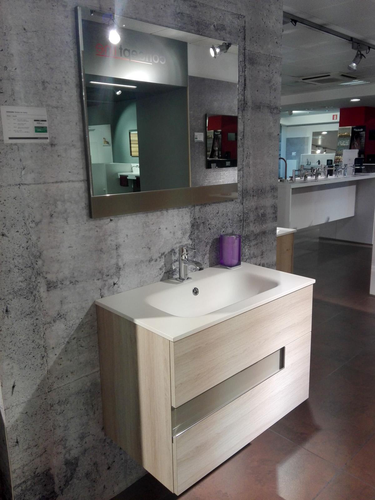 Mueble de baño en Terrassa