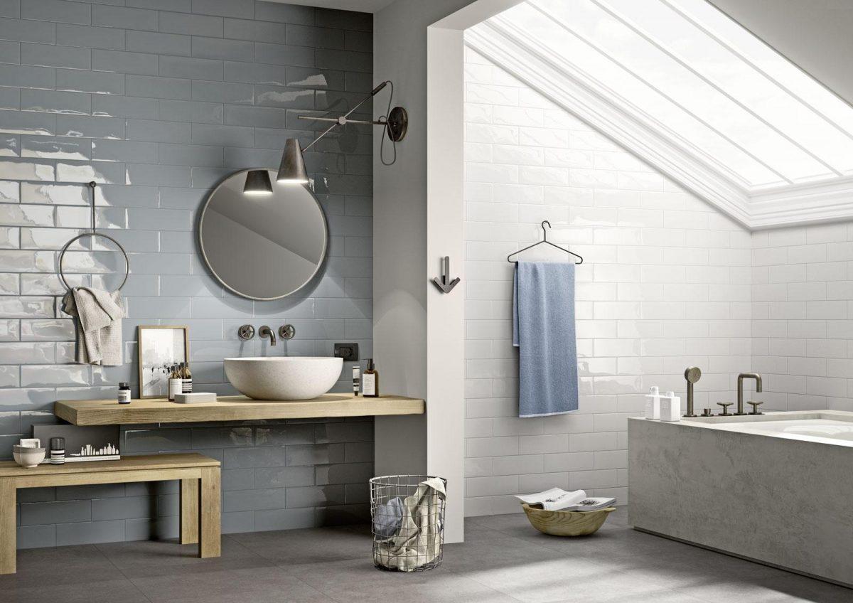 Baño Marazzi tendencias ceramica