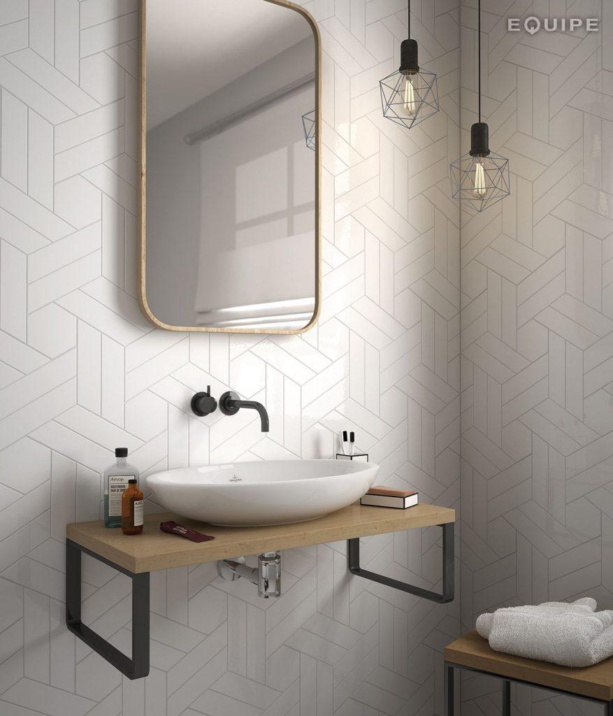 Cerámica en baños modernos-cornella-terrassa