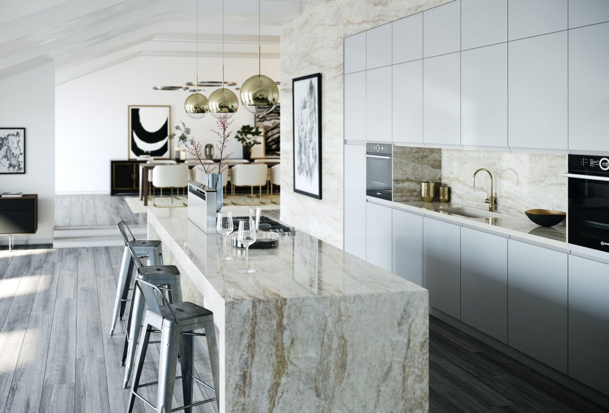 cocinas integrales modernas - reformas - rehabilitación - proyectos - cocinas - baños - interiores - Cornellà - Terrassa