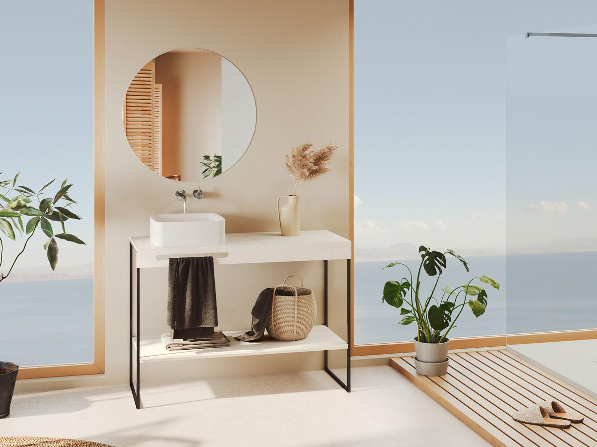 Muebles de baño - reformas integrales - reformas terrassa - reformas cornella - rehabilitación - proyectos - cocinas - baños - interiores - Cornellà - Terrassa